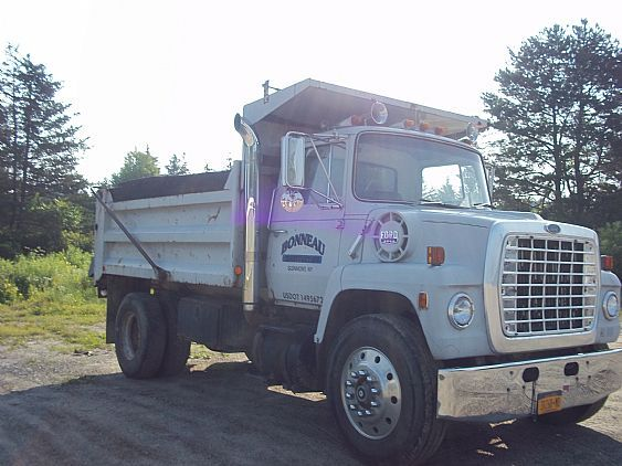 1984 Ford L9000 Dump Truck For Sale in Gloversville, NY A00006 | Want Ad Digest Classified Ads