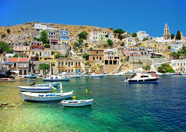 SYMI, THE DODECANESE ISLANDS