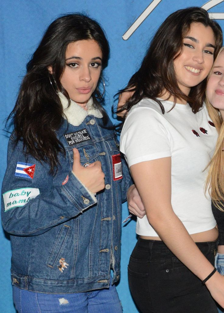 fifth harmony camila and lauren dating It's a 5h-filled rewind, starting with camila cabello who was spotted out with her  friend (and  lauren jauregui ditching fifth harmony.