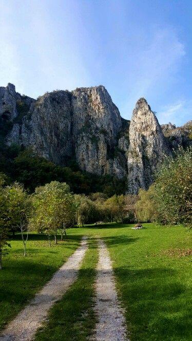 Cheile Turenilor în Copăceni, Cluj