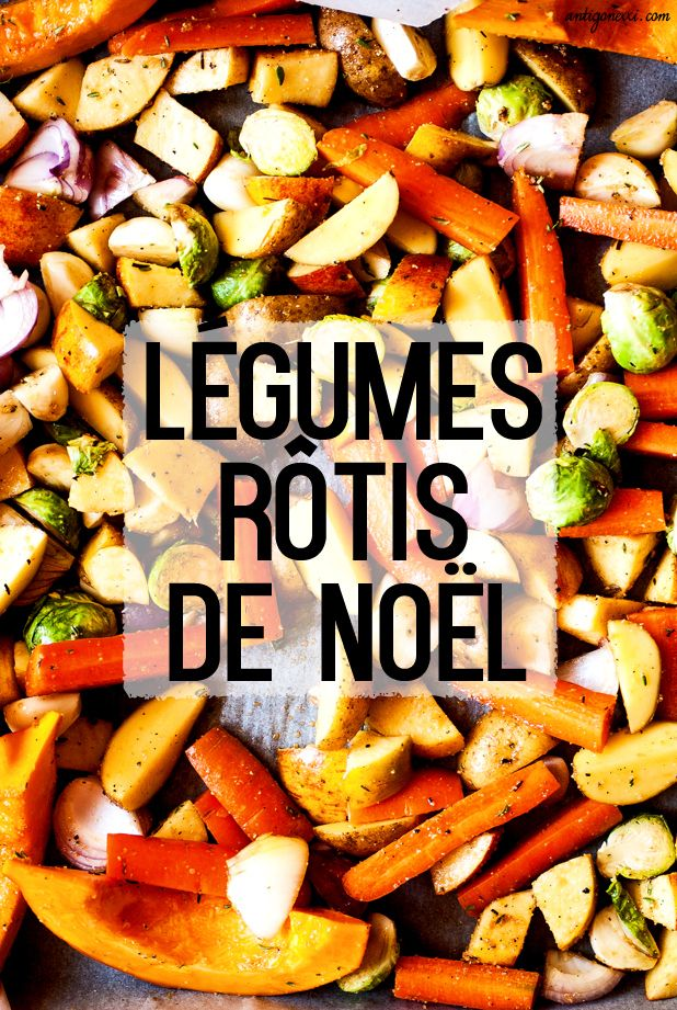 ★ Légumes Rôtis ★ Balsamique, Érable et Herbes de Provence