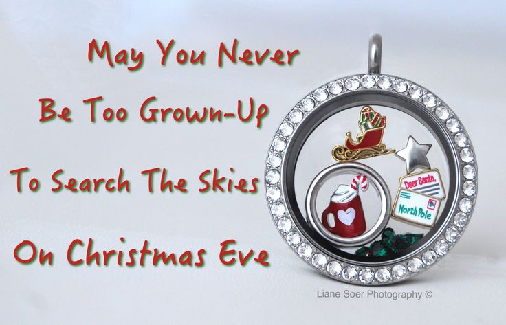 Do you believe in the magic of Christmas? #OrigamiOwl #Christmas #locket #SantaSleigh #HotChocolate #SantaLetter #ChristmasMagic Find these charms and more at lianesoer.origamiowl.com