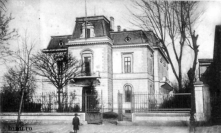 """Sediul Comisiei Europene a Dunării, Galati, Romania. Imagine din colecţiile Bibliotecii Judeţene """"V.A. Urechia"""" Galaţi."""