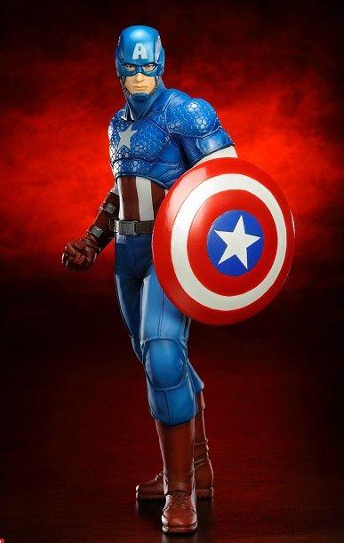 Captain America της σειράς Artfx+ της Kotobukiya  http://www.efantasy.gr/el/product/71096/marvel-avengers-now-artex-series-captain-america