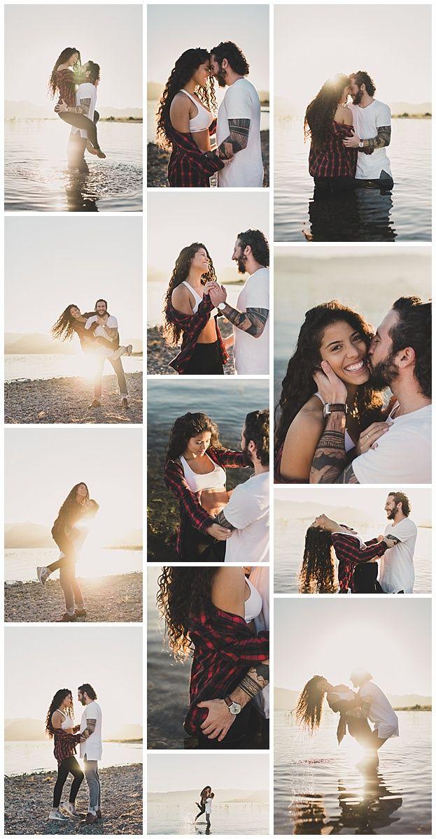 Sunrise Shoot at Lake Mead | Las Vegas Wedding & Elopement Photographer, Taylor … – Anna-Lena Hild