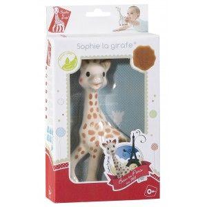 """Żyrafa Sophie w pudełku """"fresh touch"""""""