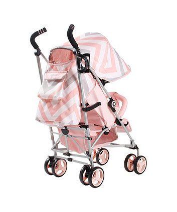 Billie Faiers My Babiie MB02 Stroller - Pink Chevron