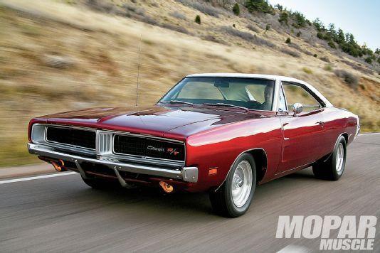 1969 Dodge Charger SE R/T - Inspired Justice - Mopar Muscle Magazine