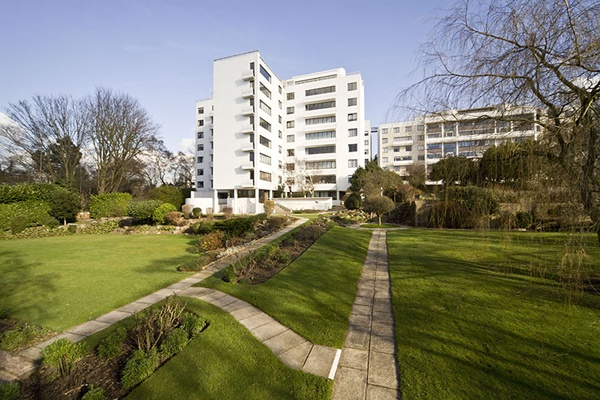 Architecture Icons: Highpoint I by Berthold Lubetkin