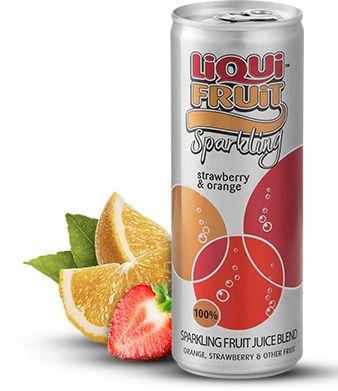 Strawberry & Orange | Liqui-Fruit