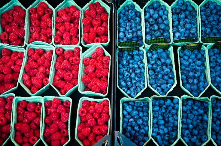 Berries by berries food fruit