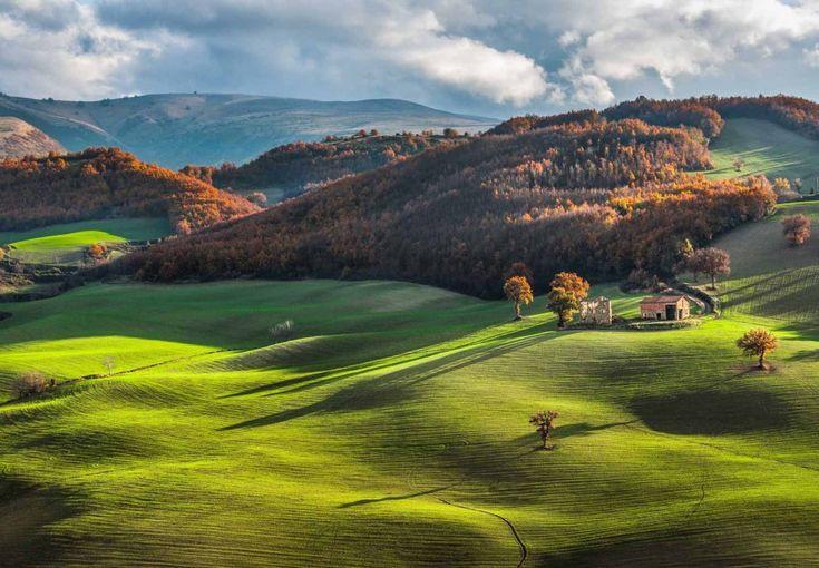 Panorami italiani, scenari mozzafiato