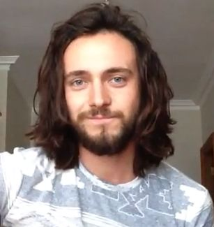 George Blagden (Athelstan in The Vikings)