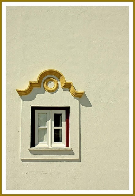 Window frame Alentejo Portugal
