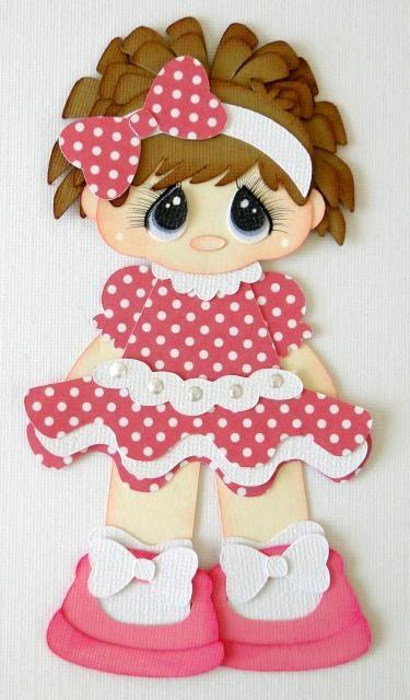 little miss polka dot