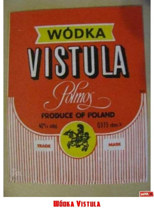 Wódka Vistula
