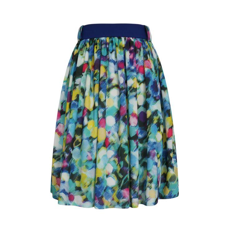 Spódnica na lato lekka i zwiewna. Skirt Story
