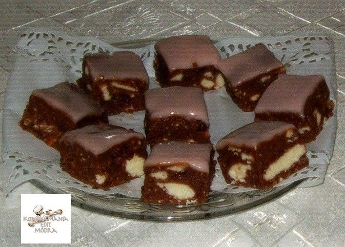 Sütés nélküli puncskocka - MindenegybenBlog