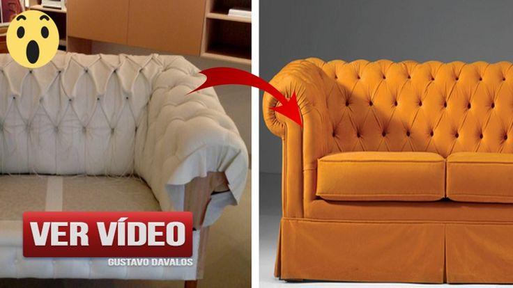 M s de 25 ideas incre bles sobre sof viejo en pinterest - Sillones para restaurar ...