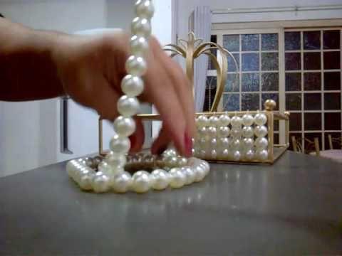 DIY- Como bordar bandeja contorno passo a passo - YouTube