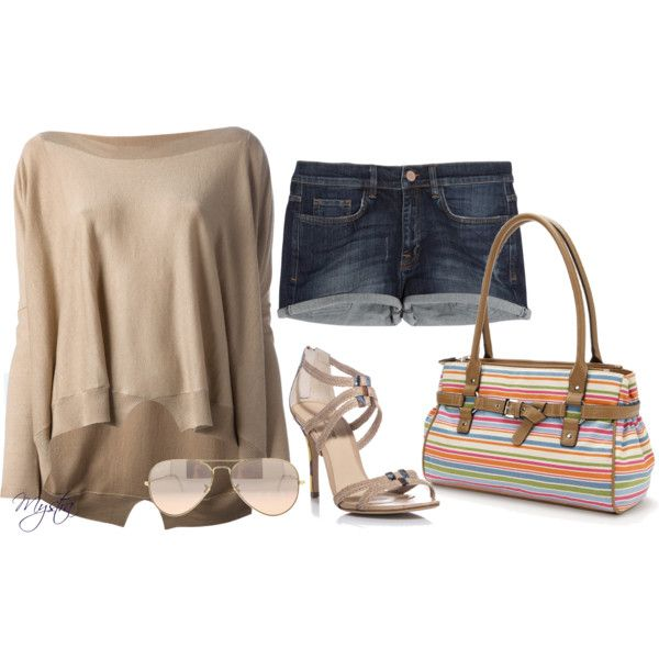 """""""Casual chic"""" by cafemystra on Polyvore"""