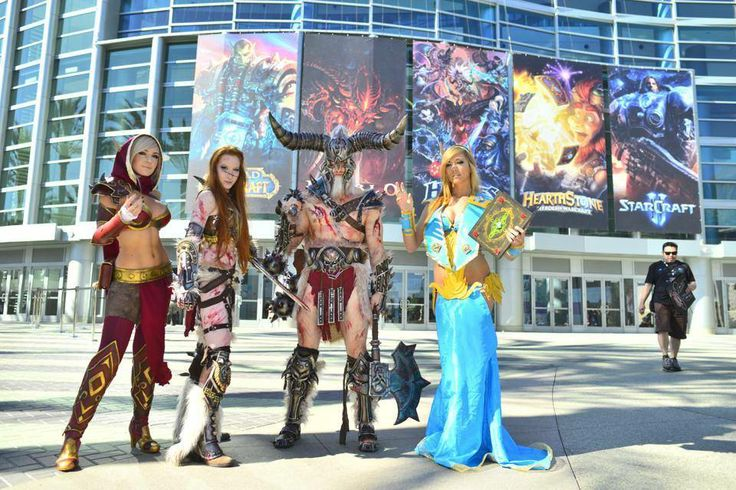 Blizzcon 2013 - Picture by Martin Wong - 11