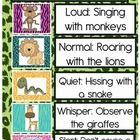 @Shauna (LilDuckieArts) Nelson Enjoy thie freebie for your jungle themed classroom!Please see my other jungle themed products in my store including:Jungle theme Job ChartJung...
