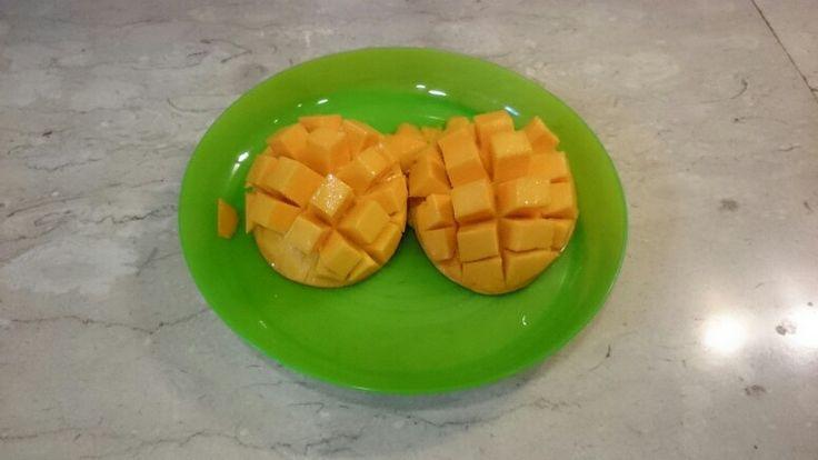 Mango on yesterday