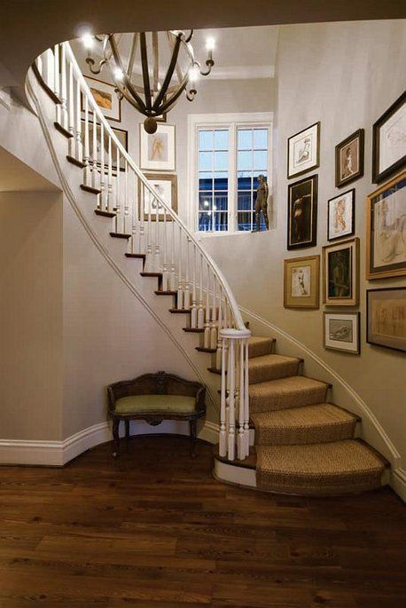 Grand Foyer In English : Best images about passages entry staircase and