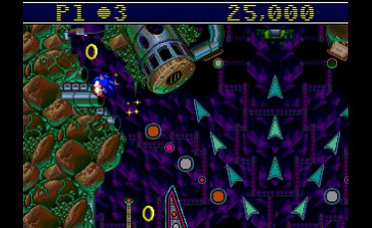 Play Sonic Spinball + Gameplay Preview