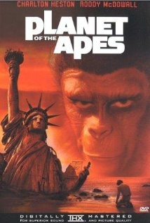Planet of the Apes (1968) We didn't miss a one...one of the few movies we went to as family..