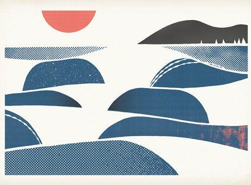 Andrew Holder: Andrew Holders, Screens Prints, Artworks, House 20, Color, Blocks Prints, Illustration, Pink Houses, Bar Carts