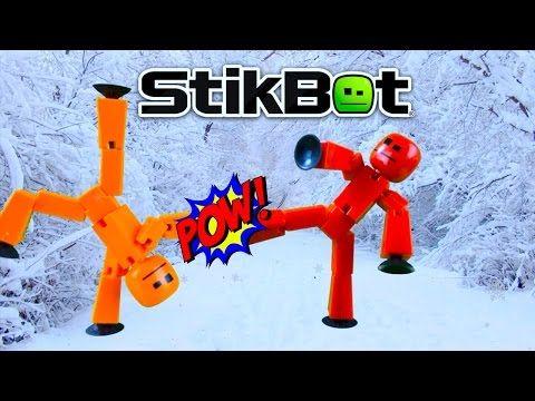 Stikbot Studio | App Tutorial Video - YouTube