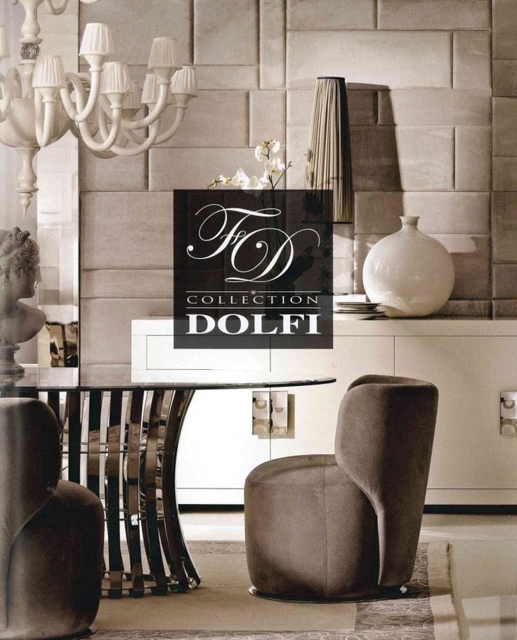 36 best modern glamour dining images on pinterest for Modern glamour interior design