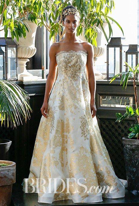 Francesca Miranda Wedding Dresses - Fall 2017 - Bridal Fashion Week | Brides