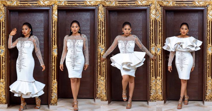 Toyin Lawani's Elegante by Tiannah Styling presents The Transformer Collection | See the Lookbook