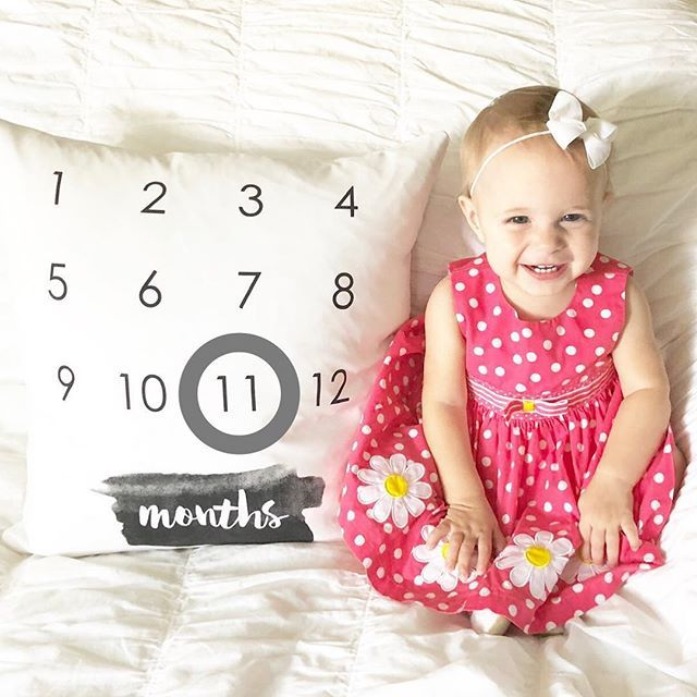 11 Months Boysdiy Girl Ideas How To Make Baby Pictures Monthly Gender Neutral Woodland Personalized Cricut Elephant M Baby Dyi What Baby Needs Cricut Elephant