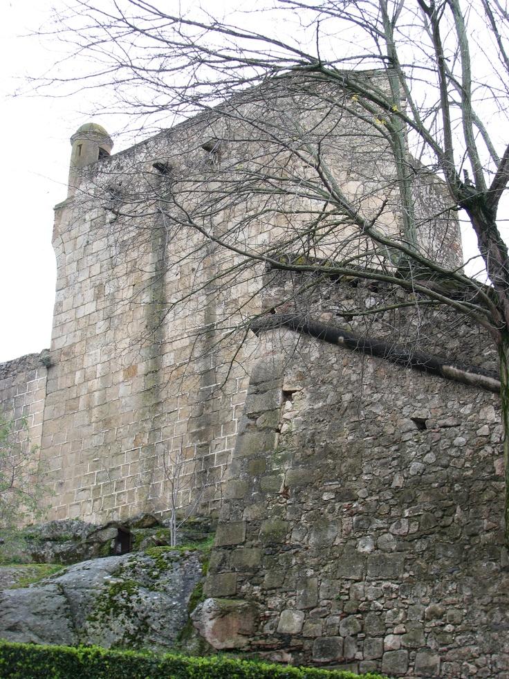 Torre del Homenaje del Castillo de Valencia de Alcántara.