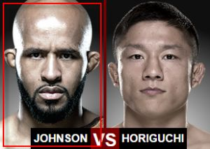 UFC 186 Demetrious Johnson vs Kyoji Horiguchi Prediction