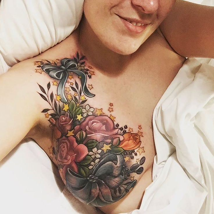 """They Can't Censor It"": How This Breast Cancer Survivor's Tattoo Is Taking Over Instagram"