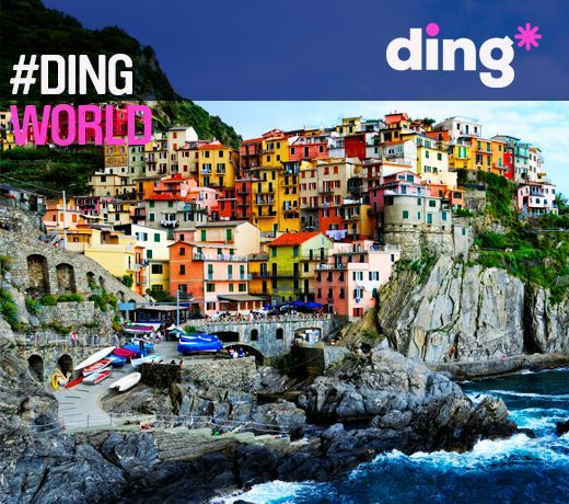 Can you guess where in the world this beautiful place is? We'll give you a hint, it's in a European country. #dingworld