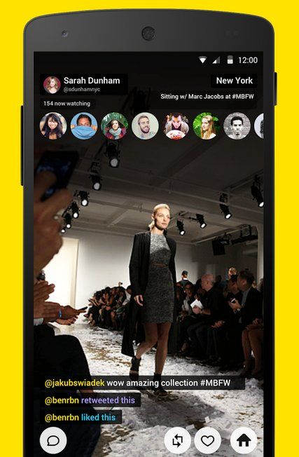 Meerkat, app para transmitir vídeo en tiempo real, ya disponible para Android!