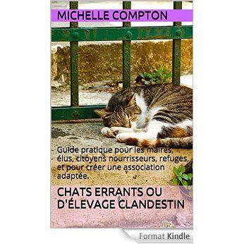 Jardins félins, association caritative, créée par Michelle Compton, pour créer des foyers félins clôturés.