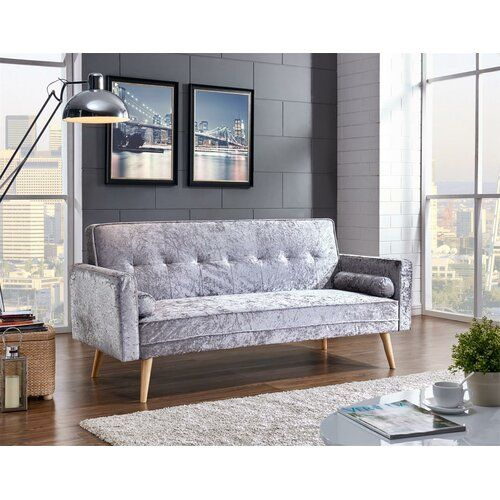 Raley 2 Seater Clic Clac Sofa Bed