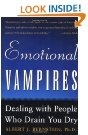 Emotional Vampires - Better than any of my psych nursing books. I've given away countless copies.