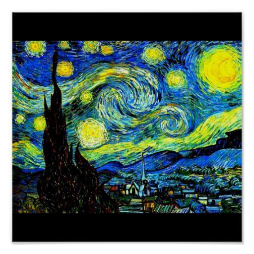 Poster-Classic/Vintage-Van Gogh 8