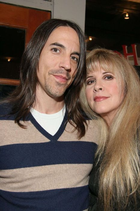 Anthony Kiedis, the lead singer of the band Red Hot Chili Peppers and Stevie ~ ☆♥❤♥☆ ~ photo taken in 2006 ~ https://en.wikipedia.org/wiki/Anthony_Kiedis