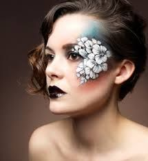 face painting flowers - Google zoeken