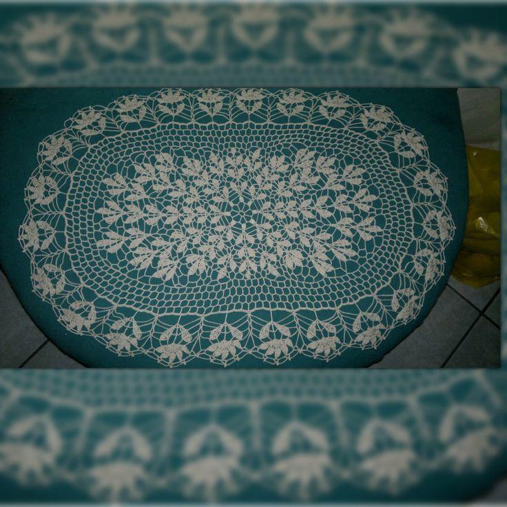 Realizzato ad uncinetto. Made crochet