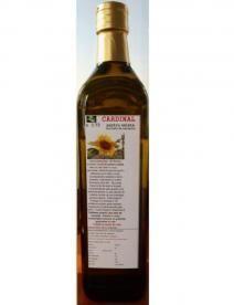 Ulei de floarea soarelui pentru salate fine-ambalaj de sticla 750ml - Detalii produs
